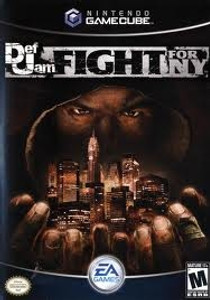 Def Jam Fight for NY - GameCube Game