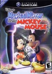 Disney's Magical Mirror Starring Mickey Mouse - GameCube Game