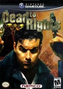 Dead To Rights - GameCube Game