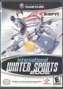 ESPN International Winter Sports 2002 - GameCube Game