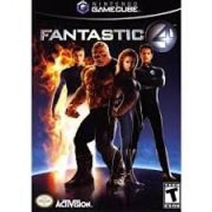 Fantastic 4 - GameCube Game