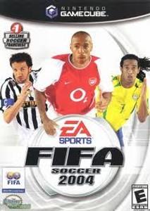 Fifa Soccer 2004 - GameCube Game