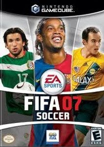 Fifa 07 Soccer - GameCube Game
