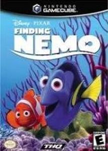 Finding Nemo - GameCube Game
