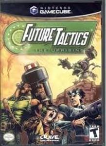 Future Tactics The Uprising - GameCube Game
