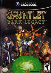 Gauntlet Dark Legacy - GameCube Game