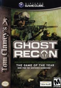 Ghost Recon - GameCube Game
