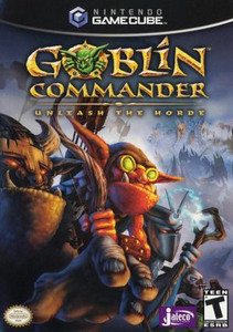 Goblin Commander - GameCube Game