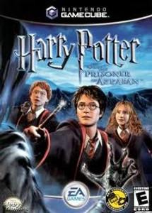 Harry Potter Prisoner of Azkaban - GameCube Game