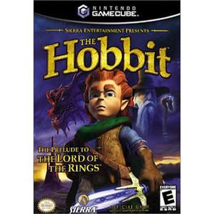 Hobbit - GameCube Game
