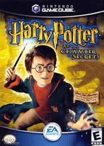Harry Potter Chamber Of Secrets - GameCube Game