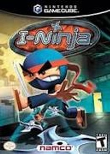 I-Ninja - GameCube Game
