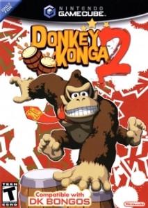 Donkey Konga 2 - GameCube Game
