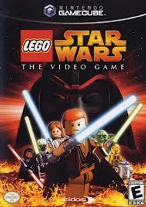 Lego Star Wars - GameCube Game
