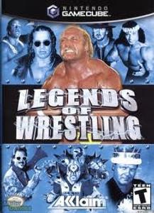 Legends of Wrestling - GameCube Game