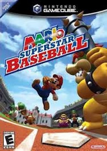 Mario SuperStar Baseball - GameCube Game