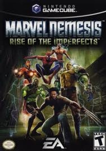 Marvel Nemesis Rise of the Imperfects - GameCube Game