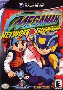 Mega Man Network Transmission - GameCube Game