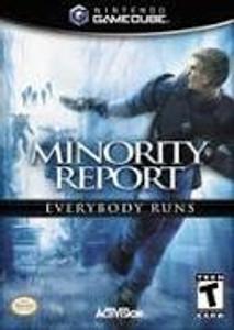 Minority Report - GameCube Game