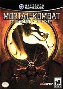 Mortal Kombat Deception - GameCube Game
