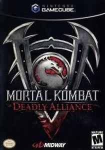Mortal Kombat Deadly Alliance - GameCube Game