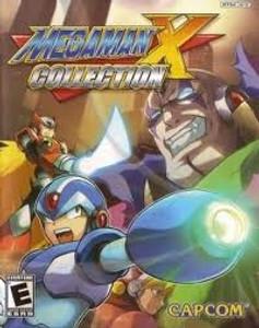 Mega Man X Collection - GameCube Game