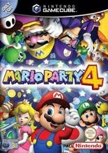 Mario Party 4 - GameCube Game