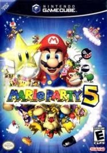 Mario Party 5 - GameCube Game