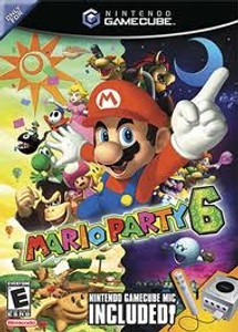 Mario Party 6 - GameCube Game