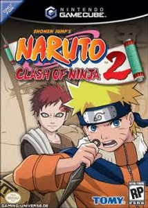 Naruto Clash of Ninja 2 - GameCube Game