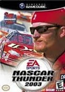 Nascar Thunder 2003 - GameCube Game