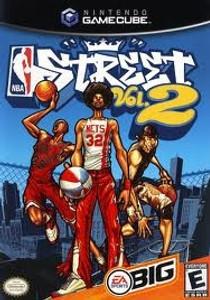 NBA Street Vol. 2 - GameCube Game