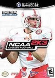 NCAA 2K3 Football - GameCube Game