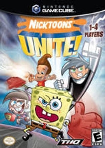 Nicktoons Unite! - GameCube Game