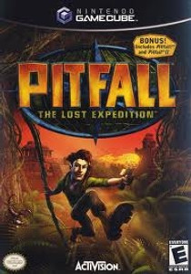 Pitfall Lost Expedition - GameCube Game