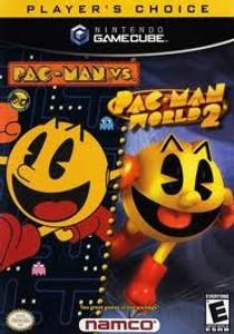Pac-Man Vs. Pac-Man World 2  - GameCube Game