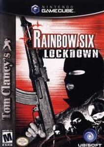Rainbow Six Lockdown - GameCube Game