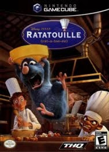 Ratatouille - GameCube Game