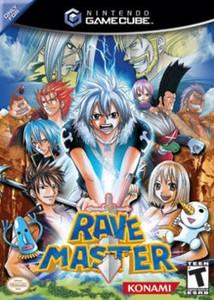 Rave Master - GameCube Game