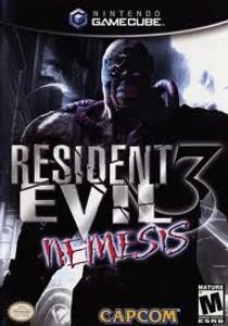 Resident Evil 3 Nemesis - GameCube Game