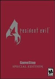 Resident Evil 4 GameStop Special Edition - GameCube Game