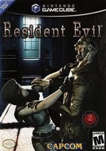 Resident Evil - GameCube Game