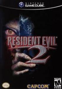 Resident Evil 2 - GameCube Game