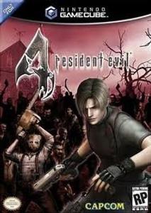 Resident Evil 4 - GameCube Game