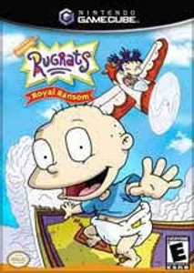 Rugrats Royal Ransom - GameCube Game