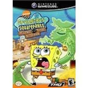 SpongeBob Squarepants Revenge of the Flying Dutchman - GameCube Game