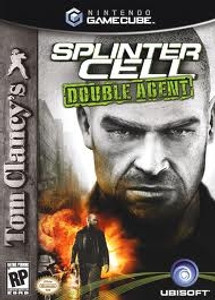 Splinter Cell Double Agent - GameCube Game