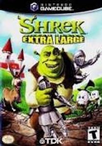 Shrek Extra Large - GameCube Game