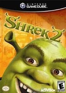 Shrek 2 - GameCube Game