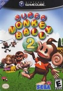 Super Monkey Ball 2- GameCube Game